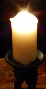 candle - cropped